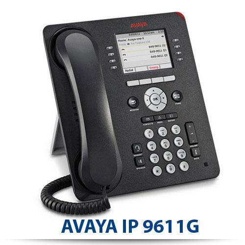 Teléfonos Avaya