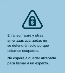solucion anti ransomware